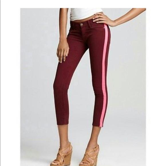 b1018a9dbf5 Hudson Jeans Jeans | Nwt Hudson Super Skinny With Tuxedo Stripe ...